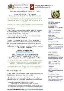 invitation - Einladung- FdM-ADFE